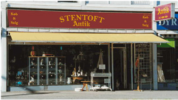 Welcome to Stentoft Antik